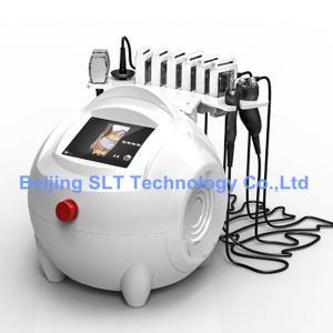 China 40Khz Cavitation Lipo Laser Slimming Machine / Tripolar RF Skin Tightening Beauty Machine on sale