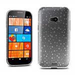 Quality Custom Nokia Lumia 540 5.0 inch Soft Tpu Material Phone Case Raindrop Design wholesale