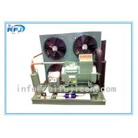 China 10hp Bitzer Refrigeration Condensing Units for chiller room 4VES-10 R22 on sale