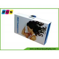 China Spot UV Corrugated Retail Packaging Boxes With Rope Handle For Pillow BOX037 on sale