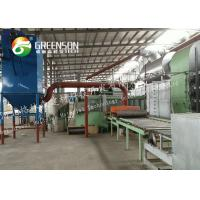 Quality Heat Insulation Function Mineral Wool Ceiling Board Making Machine Custom Color wholesale
