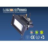 China AC100-240v 10w RGB Led Flood Light Outdoor IP 65 Color Changing on sale