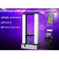 Quality Remote Controller Electronic Universal Testing Machine Different Control Mode wholesale