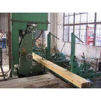 Quality vertical band sawmill with CNC carriage automatic wood cutting machine wholesale