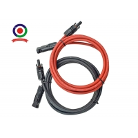 China TUV CE Certified 4mm2 6mm2 PV Portable Solar Panel Extension Cable on sale