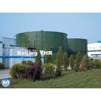 Quality 100000 Gallon Bolted Water Tank For Industrial Effluent Aeration Process wholesale