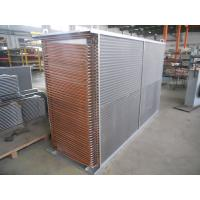 Quality Copper Heat Pipe Heat Exchanger for Industrial Heating Recovery System wholesale