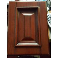 Quality Antique finish PVC door panel,Kitchen cabinet door,Raised door panel wholesale