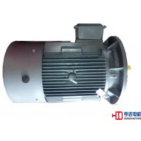 Quality Small 3 Phase 4 Pole Low Voltage Electric Motor, IP54 / IP55 high temperature resistant H100 cast iron frame wholesale