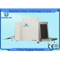 Quality Airport X Ray Baggage Scanner Dual View 100*80cm Opening Size wholesale
