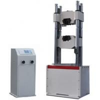Quality Digital Display Hydraulic Universal Testing Machine with High Pressure Pump wholesale