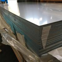 Quality T3 / T4 Aircraft Aluminum Plate 2124 Alloy Grade Wooden Pallet Packing wholesale