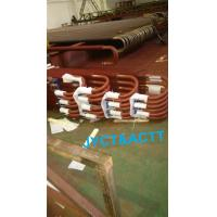 Quality U Bend Sprial Heat Exchanger Fin Tube OD 45 Mm X4.3 mm THK X 92680 mm LG wholesale