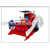 Quality BILANG 4LZ-1.0 Self-propelled Rice & Wheat Combine Harvester wholesale