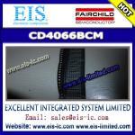 Quality CD4066BCM - FAIRCHILD - Quad Bilateral Switch - Email: sales009@eis-ic.com wholesale