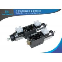 Quality Check Valve Pressure 350 Bar Hydraulic Directional Valve Media Hydraulic Oil wholesale