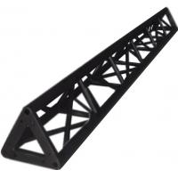 Quality Non Rust Aluminum Black TB300mm*300mm*3000mm Triangle Lighting Truss wholesale