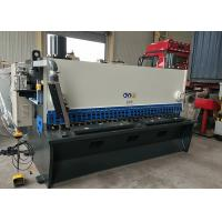 Buy cheap Guillotine Sheet Metal Shearing Machine Length 3200mm With Three Point from wholesalers