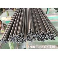 "Quality A269 1/2"" X BWG 20 Welded Stainless Steel Tube Grade TP304 / 304L Surface Polished wholesale"