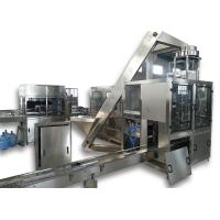 Quality Electric Fully Automatic 5 Gallon Water Filling Machine Barrel Water Packaging wholesale
