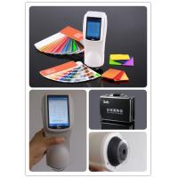 Quality 3nh brand NS810 portable spectrophotometer for microfiber fabric color test wholesale