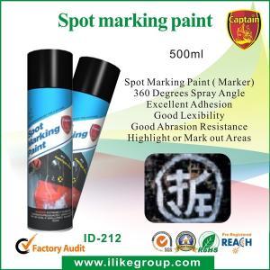 China Heat Resistant marking paint spray , Spot Marking Paint Fluoro Colours on sale