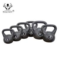 Quality Long Service Life Fitness Equipment Kettlebells For Body Buiding And Lose Weight wholesale