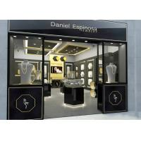 Quality Custom Showroom Display Cases / Jewellery Showroom Furniture wholesale