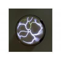 Cheap Colorful Plasma Lightning Plate 2.5 Inch , Pocket Plasma Disk With Battery For for sale
