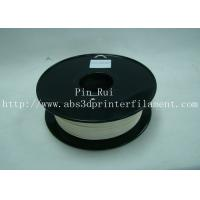 Quality Makerbot pla 3d printing material Special Filament 1kg / Spool , Good Toughness wholesale