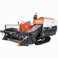 Quality Rice/Wheat Combine Harvester with 2000mm Cutting Width wholesale