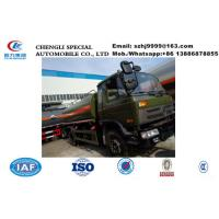 Quality DongFeng 4*2 LHD 15,000Liters fuel oil tank truck for sale, HOT SALE! good price dongfeng 15m3 refueler truck wholesale