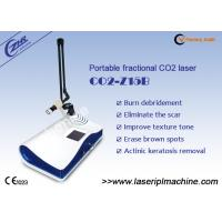 Quality Portable 2 in 1 System Skin Resurfacing Fractional Co2 Laser Mahicne wholesale