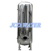 Quality Industrial Filter Housing Vessel Of Multi-Port Valves For Water Treatment wholesale