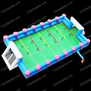 China Inflatable Football frame on sale