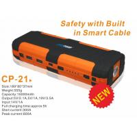 Buy cheap 15000mAh 800A Car Portable Jump Starter For Diesel And Petrol Engine product