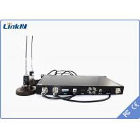 Quality H.264 / MPEG -2 BNC Wireless COFDM Receiver for video , Rack Mounted wholesale