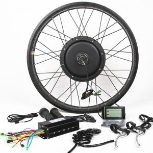 Quality High Speed Electric Mountain Bike Motor Kit Use In Fat Tyre E Cruiser Bike wholesale