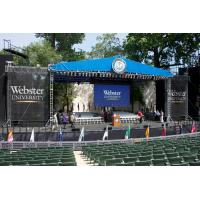 China 3.91mm Pixel Led Video Display Panels High Brightness 1/8 Scan For Events Rental for sale