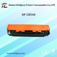 China Compatible for HP CB540Atoner cartridge on sale