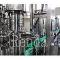 Quality Coca Cola Carbonated Drink Filling Machine  Washing Filling Capping Machine High Speed Beverage Filling Machine wholesale