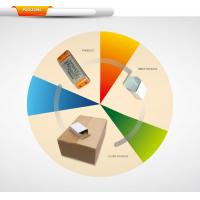 Quality Ceiling Light Constant Voltage Led Driver , 12 Watt Non-Waterproof Power Adapter wholesale
