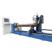 Quality 5 Axis CNC Plasma Pipe Bevel Cutting Machine For Sale wholesale