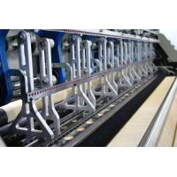 Quality Home Textile Making Machine , Computerized Lock Stitch Multi Needle Quilting Machine wholesale