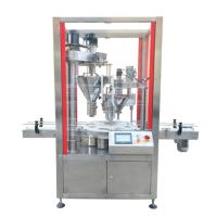 Buy cheap Automatic powder milk prodcution line filling machine from wholesalers