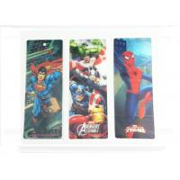 Quality PET / PVC / PP 3D Lenticular Advertising Custom Lenticular Poster wholesale