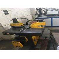 China Manual Operate Hydraulic Cutting Machine For Copper And Aluminum 10x150mm on sale