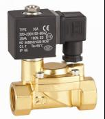 "Quality Automotive 3/8""Solenoid Valve Electric Water Valve Pilot Operated DFD Series wholesale"