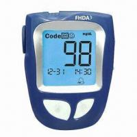 China Blood Glucose Monitoring System with CE Mark on sale
