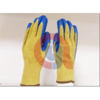 Quality Flame Retarding Aramid Cut Protection Gloves For Metal Sheet And Glass Processing wholesale
